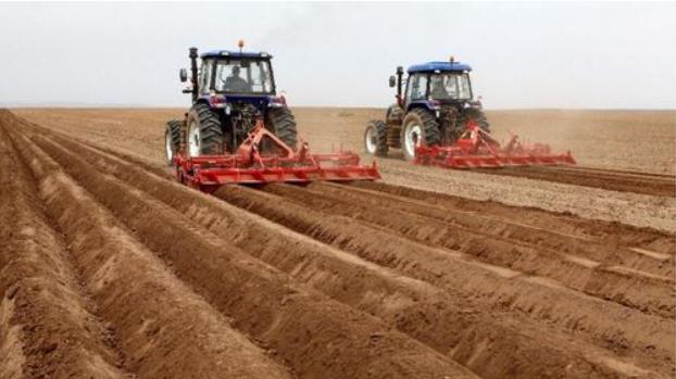直线轴承在农业机械中的